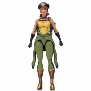 HAWKGIRL FIGURINE DC COMICS BOMBSHELLS DESIGNER SERIES ANT LUCIA DC COLLECTIBLES 17 CM 761941346168 kingdom-figurine.fr