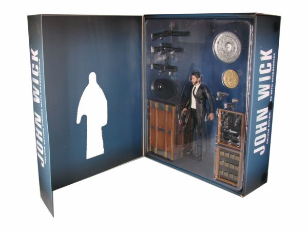 JOHN WICK FIGURINE DELUXE BOX SET DIAMOND SELECT 18 CM 699788841921 kingdom-figurine.fr (3)