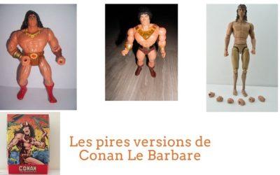 Figurines de Conan : découvrez les pires répliques !