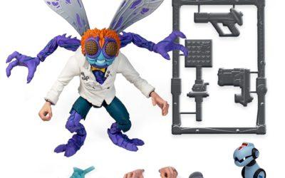 TMNT : découvrez les figurines de Baxter et Foot Soldier !