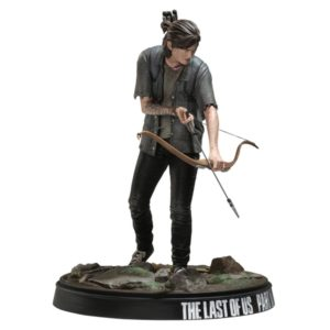 ELLIE WITH BOW STATUETTE PVC THE LAST OF US PART II DARK HORSE 20 CM 761568006735 kingdom-figurine.fr