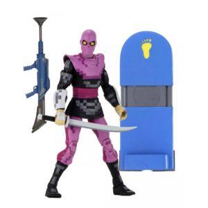 FOOT SOLDIER FIGURINE LES TORTUES NINJA TURTLES IN TIME SERIE 1 NECA 18 CM 634482541081 kingdom-figurine.fr