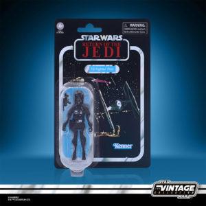 TIE FIGHTER PILOT FIGURINE STAR WARS EPISODE VI VINTAGE COLLECTION HASBRO 10 CM 5010993813292 kingdom-figurine.fr
