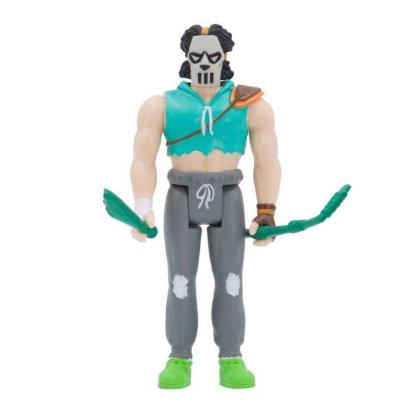 CASEY JONES FIGURINE LES TORTUES NINJA TMNT RE-ACTION SUPER7 10 CM 840049807266 kingdom-figurine.fr (2)