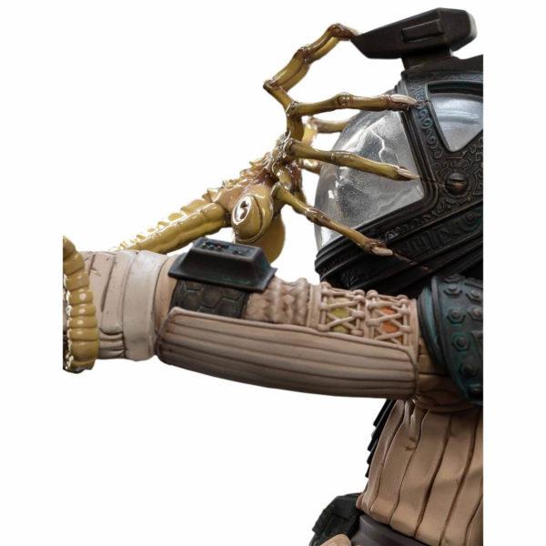 FACEHUGGER FIGURINE ALIEN MINI EPICS WETA 15 CM 9420024730430 kingdom-figurine.fr (12)