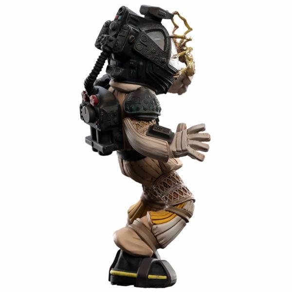 FACEHUGGER FIGURINE ALIEN MINI EPICS WETA 15 CM 9420024730430 kingdom-figurine.fr (6)