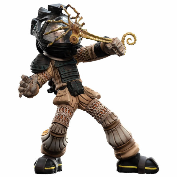FACEHUGGER FIGURINE ALIEN MINI EPICS WETA 15 CM 9420024730430 kingdom-figurine.fr (8)