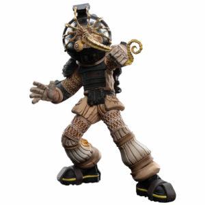 FACEHUGGER FIGURINE ALIEN MINI EPICS WETA 15 CM 9420024730430 kingdom-figurine.fr