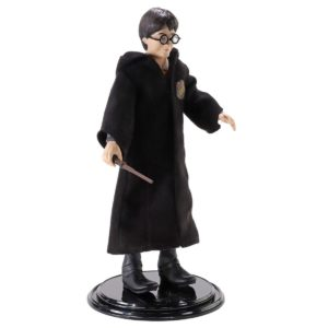HARRY POTTER FIGURINE FLEXIBLE HARRY POTTER BENDYFIGS NOBLE TOYS 19 CM 849421006808 kingdom-figurine.fr