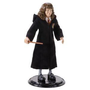HERMIONE GRANGER FIGURINE FLEXIBLE HARRY POTTER BENDYFIGS NOBLE TOYS 19 CM 849421006815 kingdom-figurine.fr