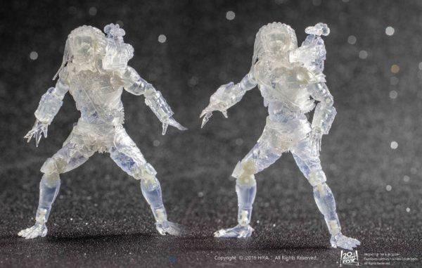 INVISIBLE JUNGLE HUNTER PREDATOR FIGURINE 1-18 PREDATOR HIYA TOYS 11 CM 6957534200540 kingdom-figurine.fr (3)