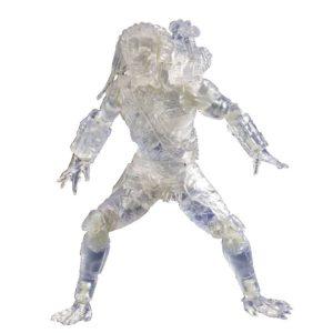 INVISIBLE JUNGLE HUNTER PREDATOR FIGURINE 1-18 PREDATOR HIYA TOYS 11 CM 6957534200540 kingdom-figurine.fr