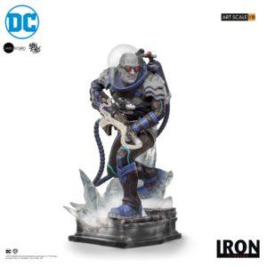 MR. FREEZE BY IVAN REIS STATUETTE 1-10 DC COMICS DELUXE ART SCALE IRON STUDIOS 16 CM 736532715869 kingdom-figurine.fr
