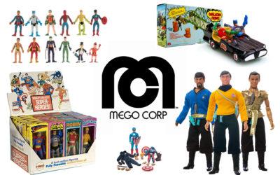 Pourquoi collectionner les figurines Mego ?
