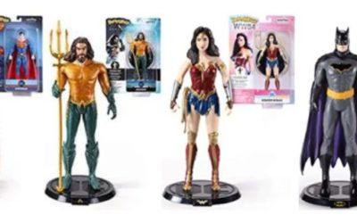 Figurines Bendyfigs pas chères et flexibles