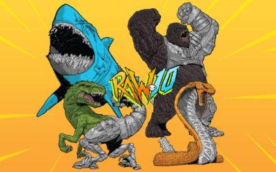 Les figurines Raw10 de McFarlane Toys : une réussite à petit prix