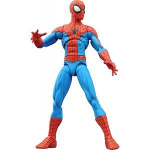 SPECTACULAR SPIDER-MAN FIGURINE MARVEL SELECT DIAMOND SELECT 18 CM 699788843048 kingdom-figurine.fr