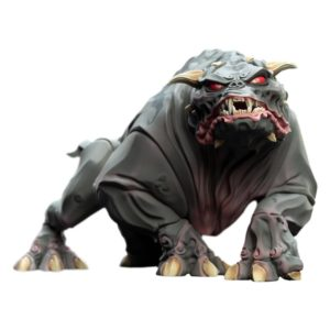 ZUUL TERROR DOG FIGURINE SOS FANTÔMES MINI EPICS WETA 14 CM 9420024732045 kingdom-figurine.fr