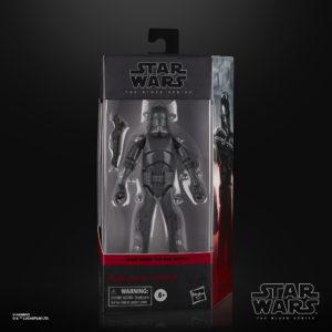ELITE SQUAD TROOPER FIGURINE STAR WARS THE BAD BATCH BLACK SERIES HASBRO 15 CM 5010993836932 kingdom-figurine.fr