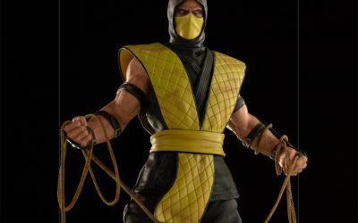 Statues Mortal Kombat par Iron Studios