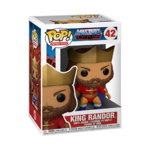 KING RANDOR FIGURINE POP MASTERS OF THE UNIVERSE RETRO TOYS 42 FUNKO 889698514491 kingdom-figurine.fr