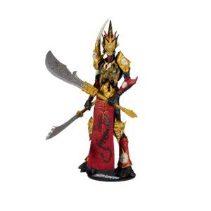MANDARIN SPAWN RED FIGURINE SPAWN McFARLANE TOYS 18 CM 787926900194 kingdom-figurine.fr