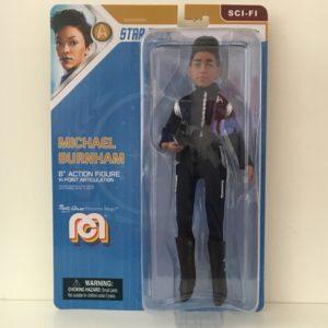MICHAEL BURNHAM FIGURINE STAR TREK DISCOVERY MEGO 20 CM 850003511443 kingdom-figurine.fr.1bis