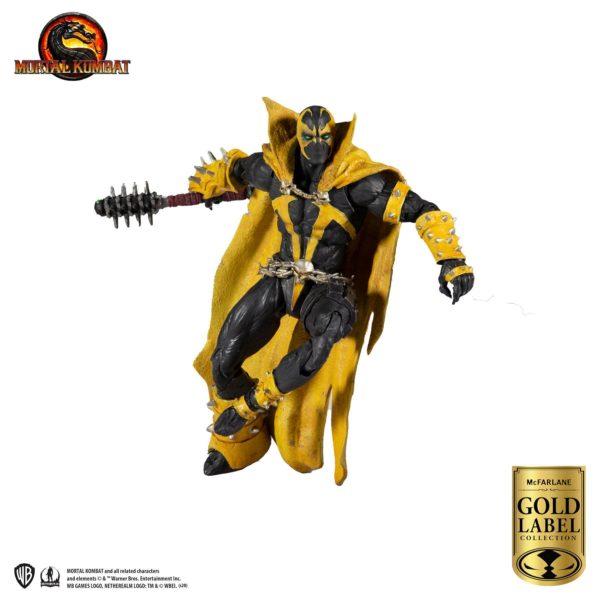 SPAWN CURSE OF APOCALYPSE FIGURINE MORTAL KOMBAT GOLD SERIES McFARLANE TOYS 18 CM 787926110265 kingdom-figurine.fr (5)