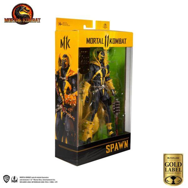 SPAWN CURSE OF APOCALYPSE FIGURINE MORTAL KOMBAT GOLD SERIES McFARLANE TOYS 18 CM 787926110265 kingdom-figurine.fr (9)