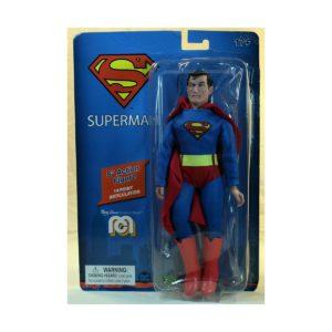SUPERMAN RETRO FIGURINE DC COMICS MEGO 20 CM 850002478174 kingdom-figurine.fr