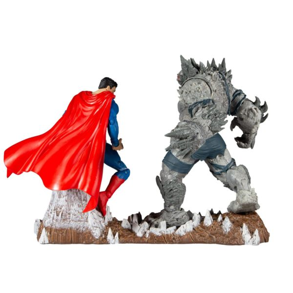 SUPERMAN VS DEVASTATOR PACK 2 FIGURINES DARK KNIGHTS METAL EARTH 1 McFARLANE TOYS 18 CM 787926154511 kingdom-figurine.fr (3)