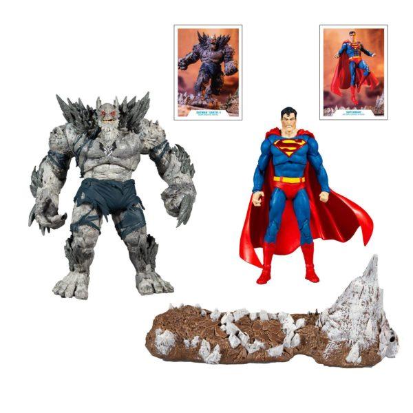 SUPERMAN VS DEVASTATOR PACK 2 FIGURINES DARK KNIGHTS METAL EARTH 1 McFARLANE TOYS 18 CM 787926154511 kingdom-figurine.fr (8)