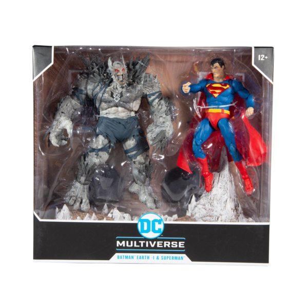 SUPERMAN VS DEVASTATOR PACK 2 FIGURINES DARK KNIGHTS METAL EARTH 1 McFARLANE TOYS 18 CM 787926154511 kingdom-figurine.fr (9)