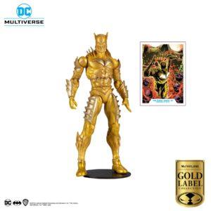 THE FLASH EARTH 52 FIGURINE DC DARK NIGHTS METAL GOLD COLLECTION McFARLANE TOYS 18 CM 787926151510 kingdom-figurine.fr