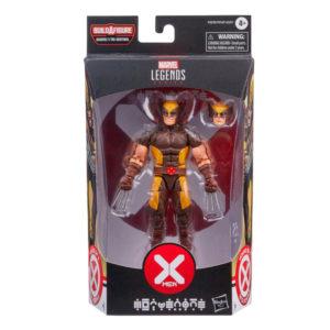 WOLVERINE FIGURINE X-MEN MARVEL LEGENDS SERIES HASBRO F0335 15 CM 5010993789733 kingdom-figurine.fr