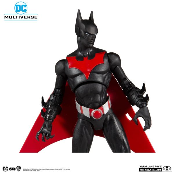 BATMAN BEYOND FIGURINE DC MULTIVERSE McFARLANE TOYS 18 CM 787926157512 kingdom-figurine.fr (6)