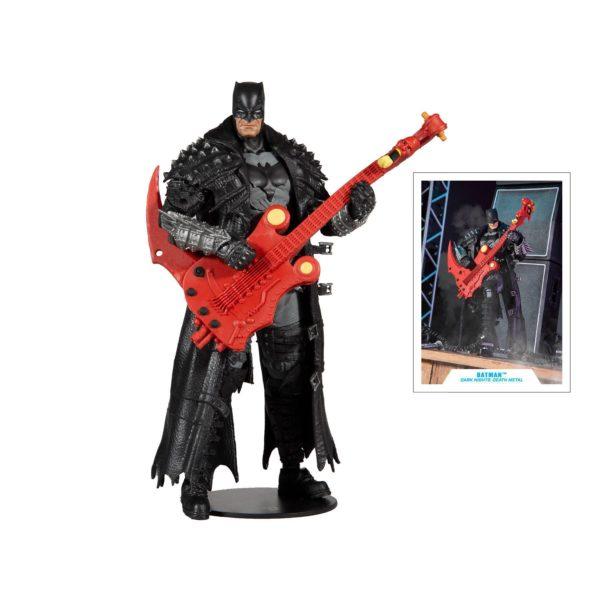 BATMAN FIGURINE BATMAN DARK NIGHTS DEATH METAL McFARLANE TOYS 18 CM 787926154160 kingdomfigurine.fr