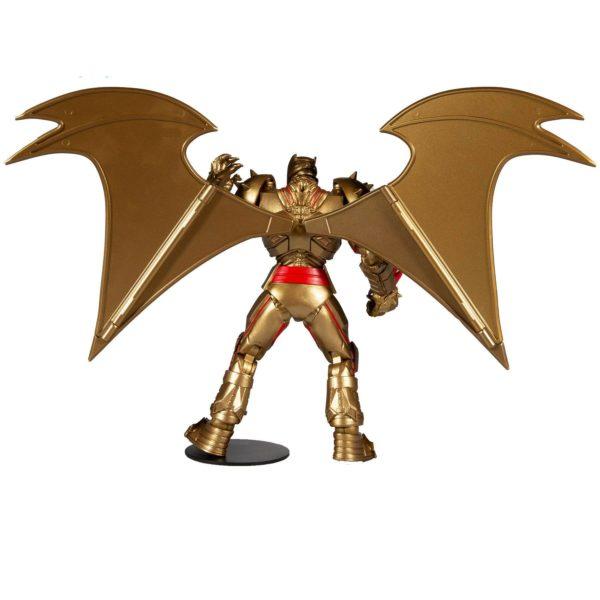 BATMAN HELLBAT SUIT GOLD EDITION FIGURINE DC MULTIVERSE McFARLANE TOYS 18 CM 787926151749 kingdom-figurine.fr (3)