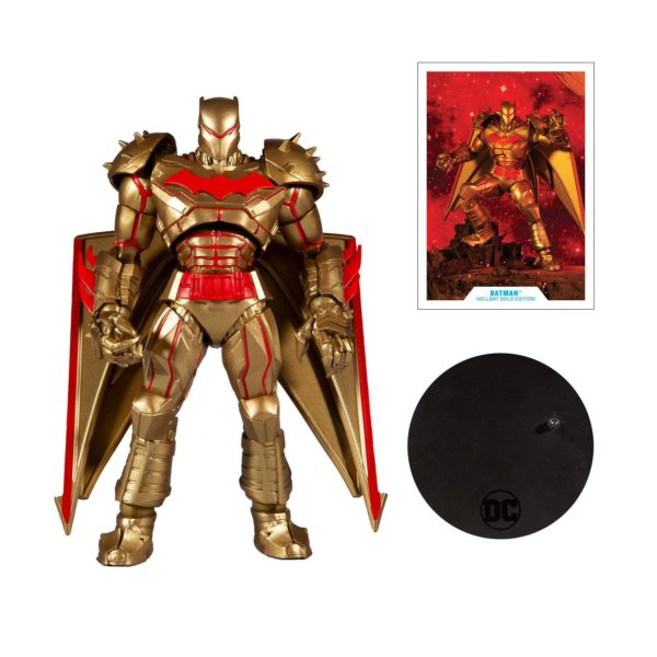 BATMAN HELLBAT SUIT GOLD EDITION FIGURINE DC MULTIVERSE McFARLANE TOYS 18 CM 787926151749 kingdom-figurine.fr (7)