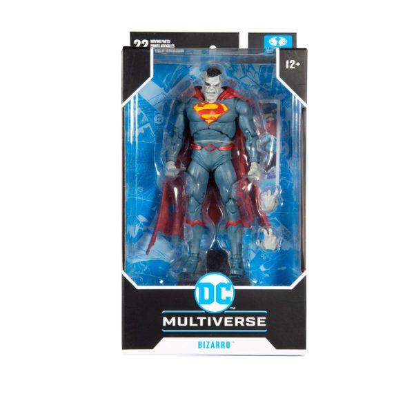 BIZARRO FIGURINE DC REBIRTH McFARLANE TOYS 18 CM 787926151459 kingdom-figurine.fr (8)
