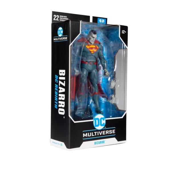 BIZARRO FIGURINE DC REBIRTH McFARLANE TOYS 18 CM 787926151459 kingdom-figurine.fr (9)