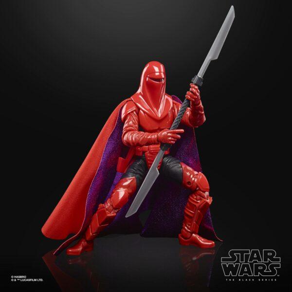 CARNOR JAX FIGURINE STAR WARS CRIMSON EMPIRE BLACK SERIES LUCASFILM 50TH ANNIVERSARY HASBRO 15 CM 5010993863242 kingdom-figurine.fr (4)
