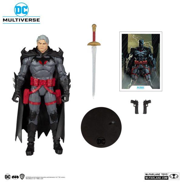 FLASHPOINT BATMAN UNMASKED FIGURINE DC MULTIVERSE McFARLANE TOYS 18 CM 787926150186 kingdom-figurine.fr (6)