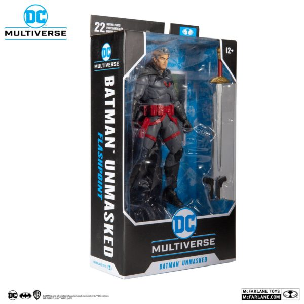 FLASHPOINT BATMAN UNMASKED FIGURINE DC MULTIVERSE McFARLANE TOYS 18 CM 787926150186 kingdom-figurine.fr (8)