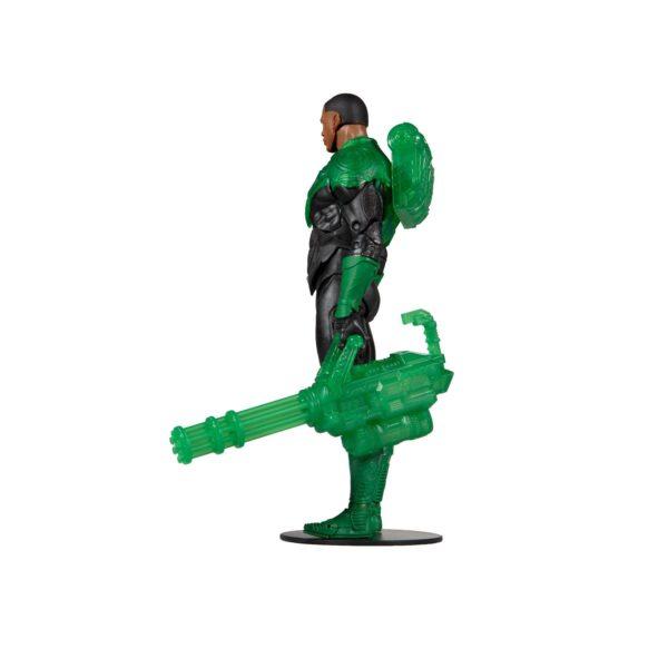 GREEN LANTERN JOHN STEWART FIGURINE DC REBIRTH McFARLANE TOYS 18 CM 787926151312 kingdom-figurine.fr (2)