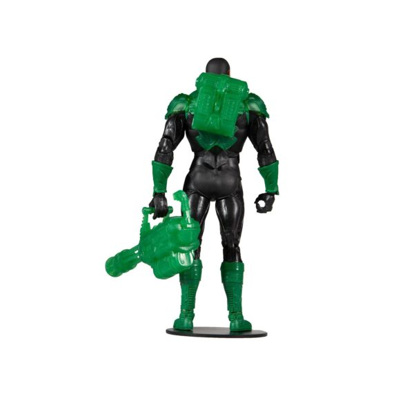 GREEN LANTERN JOHN STEWART FIGURINE DC REBIRTH McFARLANE TOYS 18 CM 787926151312 kingdom-figurine.fr (3)