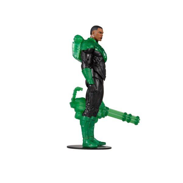 GREEN LANTERN JOHN STEWART FIGURINE DC REBIRTH McFARLANE TOYS 18 CM 787926151312 kingdom-figurine.fr (4)