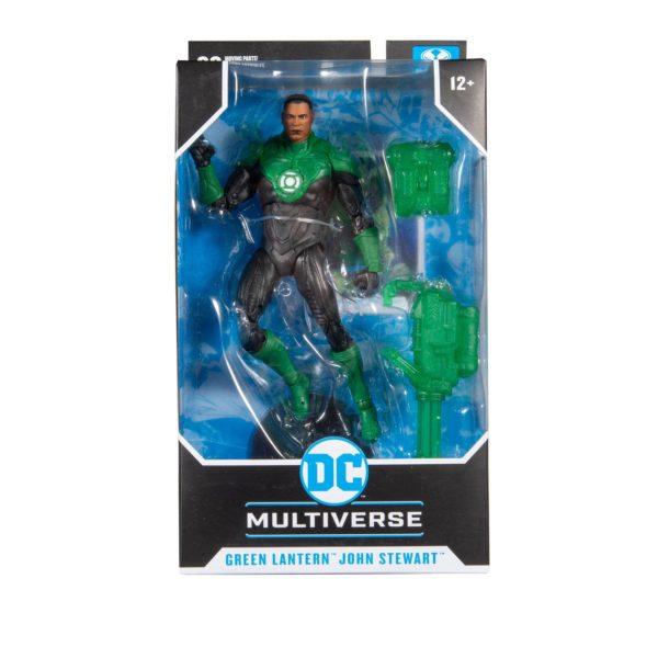 GREEN LANTERN JOHN STEWART FIGURINE DC REBIRTH McFARLANE TOYS 18 CM 787926151312 kingdom-figurine.fr (8)