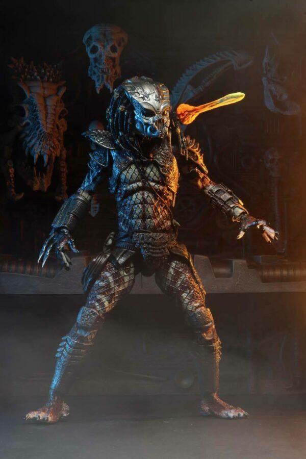 GUARDIAN PREDATOR FIGURINE ULTIMATE PREDATOR 2 NECA 20 CM 634482514238 kingdom-figurine.fr (7)