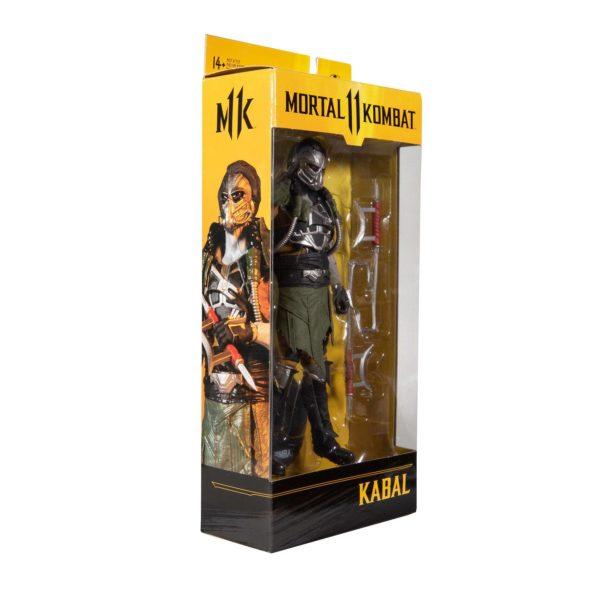 KABAL FIGURINE FIGURINE MORTAL KOMBAT McFARLANE TOYS 18 CM 787926110470 kingdom-figurine.fr (9)